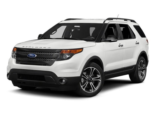2014 Ford Explorer Sport in Bremen, GA | Ford Explorer | Pioneer ...