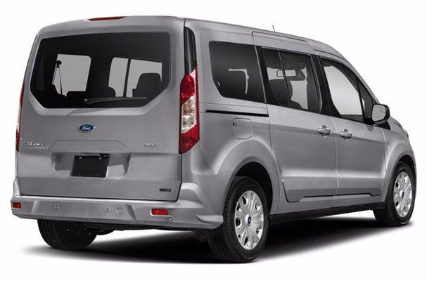 2020 Ford Transit Connect Passenger Wagon Titanium