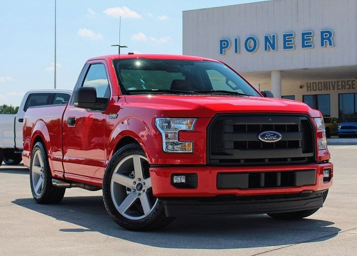 F 150 Lightning Tribute