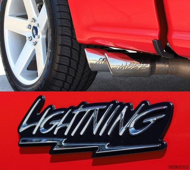 Ford Lightning Vmp Supercharger: F-150 Lightning Tribute