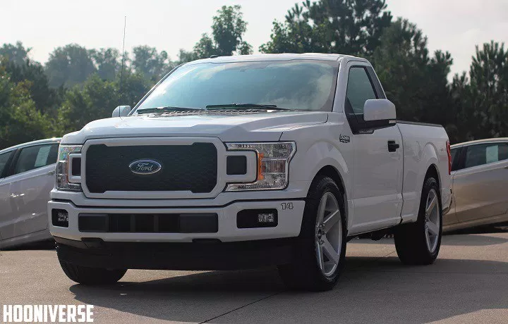 2018 Ford F 150 Lightning Tribute